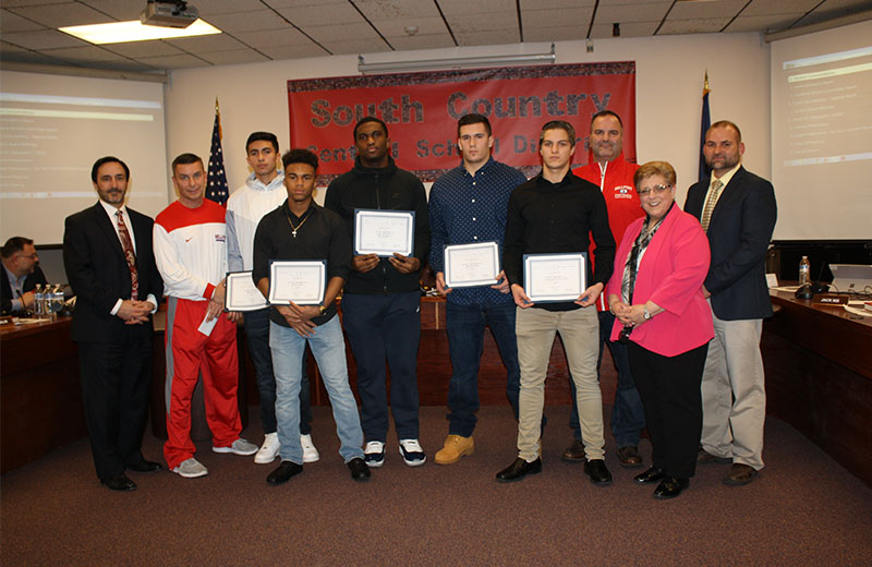Bellport High School Star Athletes photo