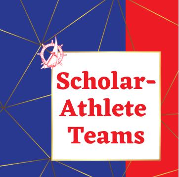 Scholar-Athlete Teams Graphic