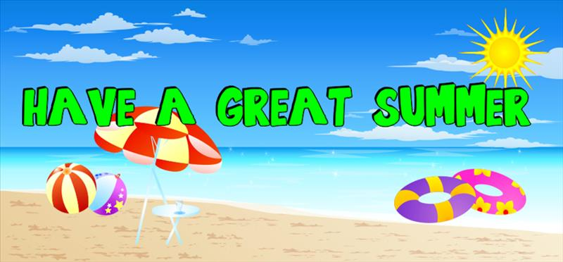 have a great summer image