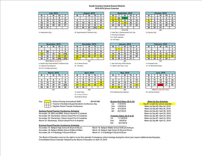 18-19 calendar picture - click here
