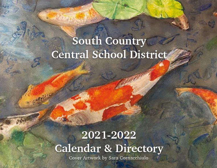 2021-2022 calendar cover