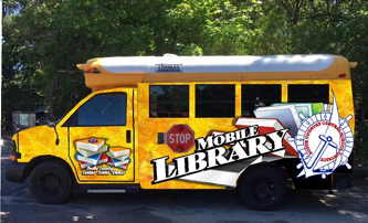 mobile library image