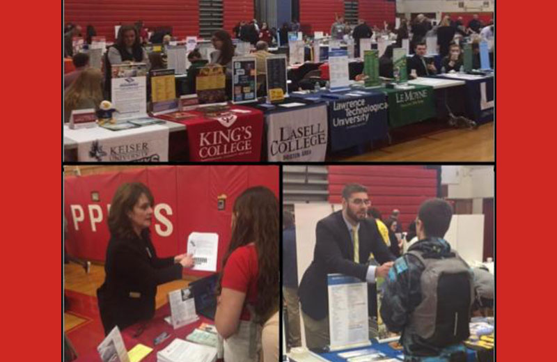College & Career Fairs at Bellport High School