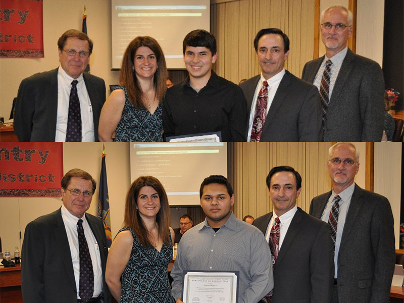 Bellport HS Students Honored by National Hispanic Recognition Program