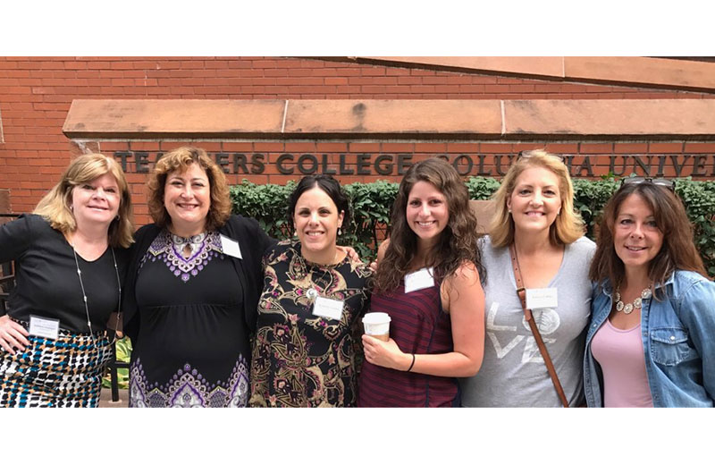 Educators Attend Teachers College at Columbia University