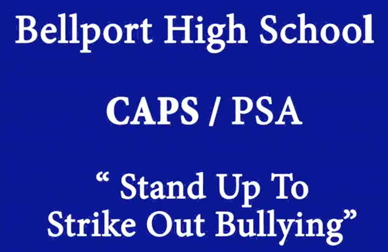 STAND UP TO STRIKE OUT BULLYING