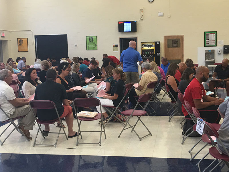 South Country Hosts Community Action Poverty Simulation Program