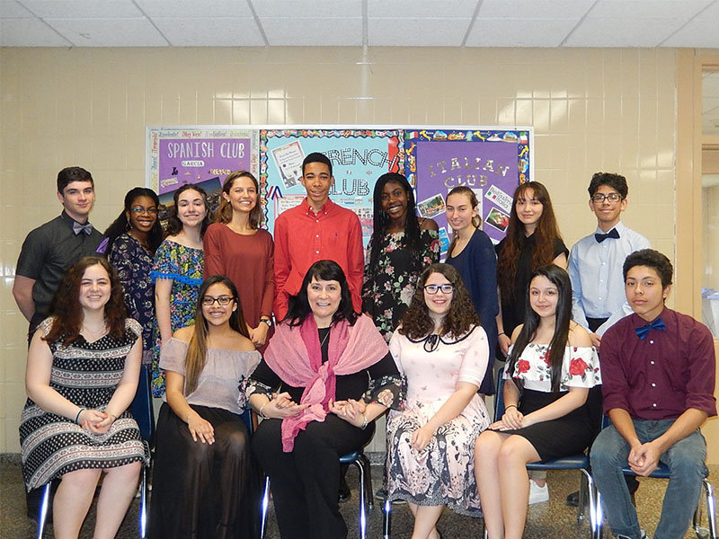 Suffolk County French Poetry Contest 2018