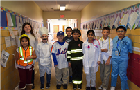 Verne W. Critz Students Celebrate Career Day photo  thumbnail109312