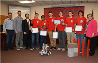 Bellport High School Robotics Team Honored photo  thumbnail87282
