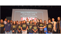 Bellport MS Touts 'Progress' During Black History Month Ceremony photo thumbnail111250