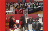 College & Career Fairs at Bellport High School photo