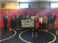 Center of Excellence Women's Self Defense Workshop Photo