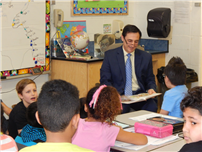 Pictured …Superintendent Dr. Giani