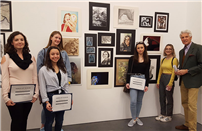 Bellport High School Parrish Art Awards photo