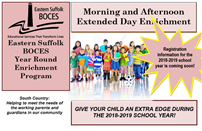 Morning and Afternoon Extended Day Enrichment image thumbnail91412