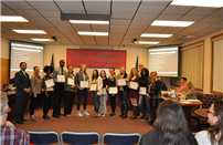 Bellport High School Musical Production Student Commendations photo