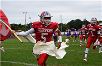 Clipper Pride Secures a Homecoming Victory photo thumbnail102342
