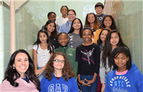 Bellport MS students take a STEP toward their academic future photo