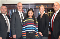 Bellport HS Student a Questbridge Scholarship Finalist photo thumbnail103143