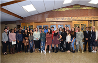 BHS students Inducted into Center of Excellence photo