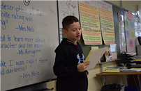 Bellport MS Students Celebrate Their Writing photo  thumbnail143075