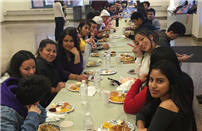 ENL Thanksgiving Feast at Bellport High School photo