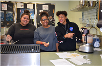 Bellport HS Culinary Students Make a Holiday Tradition photo thumbnail105038