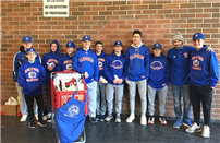 Bellport Baseball Program Collects Food for the Needy photo  thumbnail105177