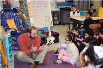 Verne W. Critz Students Celebrate Career Day photo 3 thumbnail109314