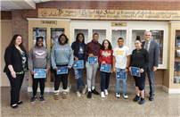 Bellport HS Students are Brookhaven Black History Month Celebration Honorees  thumbnail164716