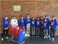 Bellport Baseball Program Collects Food for the Needy photo 2 thumbnail105178