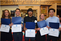 National Honor Society Inducts 88 photo 3 thumbnail118719
