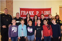 Frank P. Long Students Complete the G.R.E.A.T Program photo 3