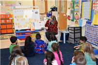 South Country Students Celebrate Dr. Seuss photo 4