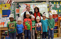 Brookhaven Elementary School Celebrates Grinch Day  thumbnail146724