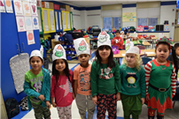 Brookhaven Elementary School Celebrates Grinch Day  thumbnail146725