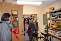 Brookhaven Opens Food Pantry photo 2 thumbnail141790