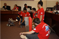 Bellport High School Robotics Team Honored photo 2 thumbnail87283