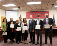 School Board Honored For Commitment To Children photo 2