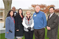 NYS Regent Roger Tilles Visits South Country Schools photo 2