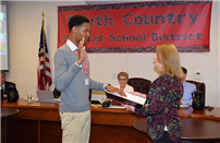 Cameron Trent Sworn in as New District Trustee