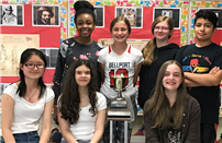 Championship Win for Middle School History Team