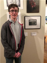 South Country Art Students Exhibit at COLORS photo 6