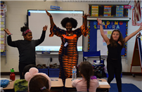 Brookhaven Elementary Celebrates a Month of Black History photo