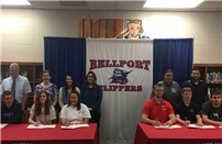 High School Athletes to Commit to College Sports
