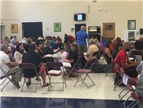 The Community Action Poverty Simulation photo