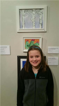 South Country Art Students Exhibit at COLORS photo 5