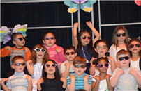 Celebrating the Season with a Pre-K Spring Sing photo