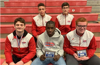 Wrestlers Receive All-County Honors  thumbnail165000
